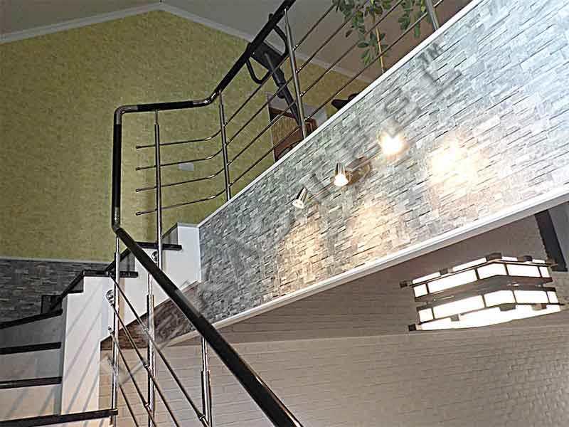 купить перила, перила на лестницу цена, перила Киев