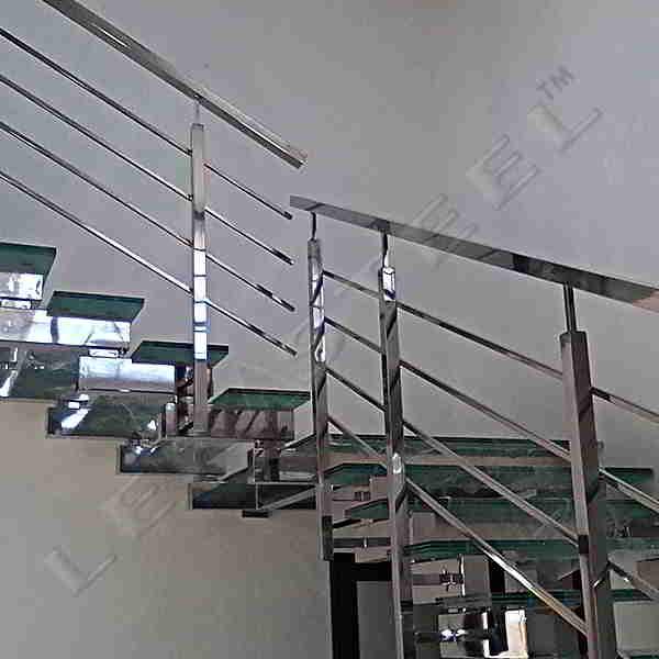 Перила на сходи з нержавійки, Перила Житомир