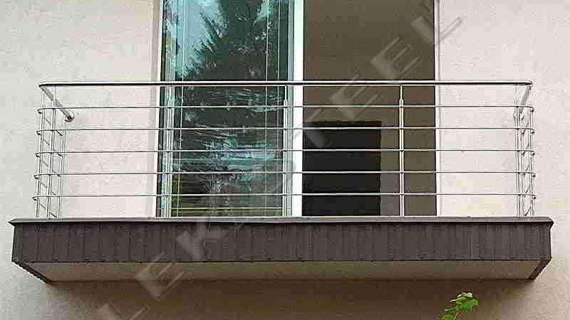 Перила цена, Перила на балкон, Перила из нержавейки