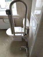 поручні для інваліда в санвузол, поручні для інваліда ціна, поручні в туалетну кімнату