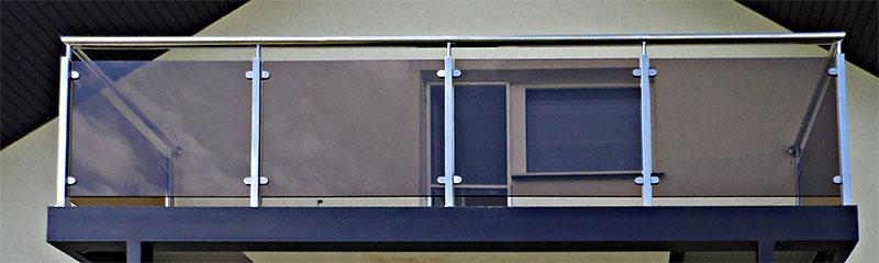 балкон, нержавейка, нержавейка, стекло, балкон из нержавейки, балкон з нержавійки