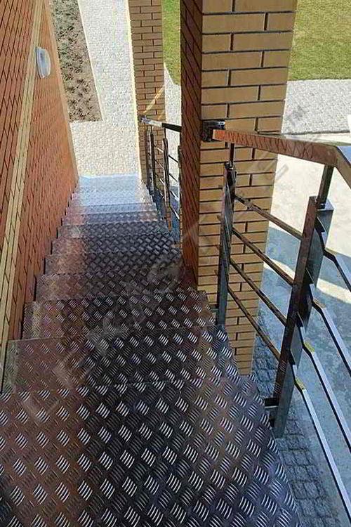 сходи, лестница, нержавейка, перила, ціна