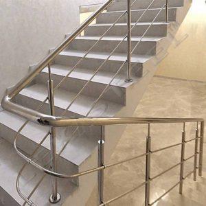 Перила на лестницу цена, ціни на перила, перила на сходи
