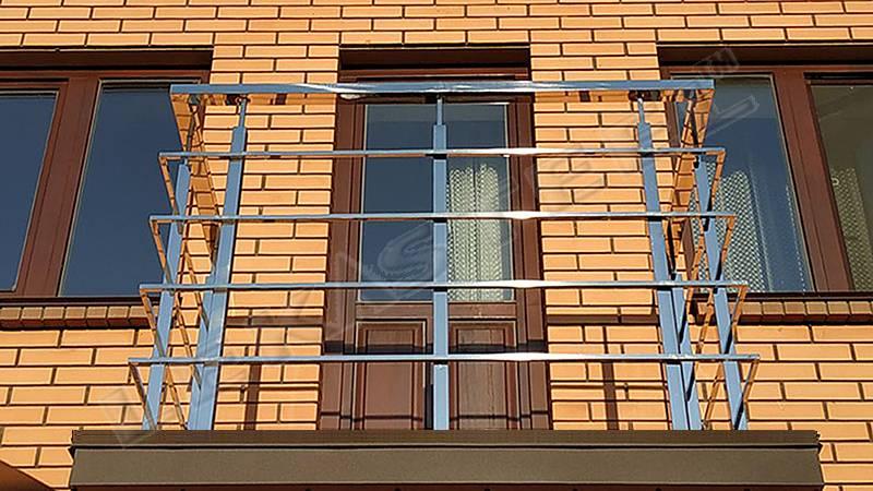 перила, балконные перила, перила на балкон