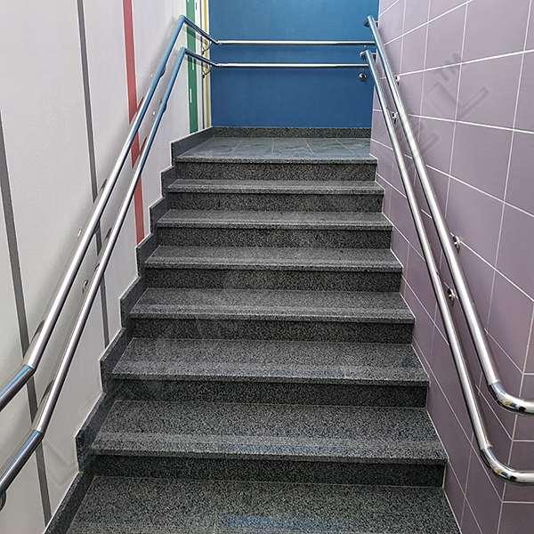 Поручни на лестницу, цена, поручни из нержавейки, купить